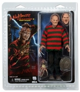 Nightmare on Elm Street Freddy's Revenge Retro Cloth Freddy Krueger Figure