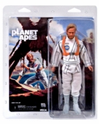 Planet of the Apes Retro Cloth Mego George Taylor Figure