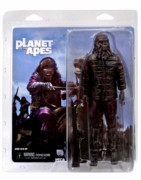 Planet of the Apes Retro Cloth Mego Gorilla Soldier Figure