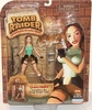 Playmates Tomb Raider Encounters the Savage Bengal Tiger Set
