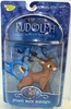 Rudolph the Red-Nosed Reindeer Young Buck Rudolph Figure