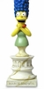 Sideshow The Simpsons Marge Simpson Polystone Bust