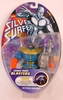 Silver Surfer Cosmic Powers Blasters Thanos Figure