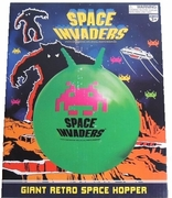 Space Invaders Giant Retro Space Inflatable Hopper