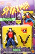 Spider-Man Animated Series Morbius Figure