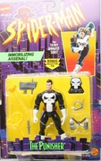 Spider-Man Animated Series The Punisher Figure