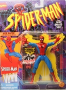 Spider-Man Animated Series Web Racer Spider-Man Figure