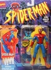 Spider-Man Animated Series Web Shooter Spider-Man Figure