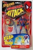 Spider-Man Sneak Attack Flip N Trap Spider-Man Figure