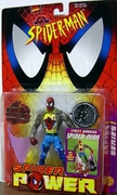 Spider-Man Spider Power Street Warrior Spider-Man Figure