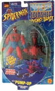 Spider-Man Web Splasher Hydro-Blast Kayak Spidey Figure