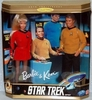 Star Trek 30th Anniversary Barbie and Ken Doll Set