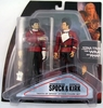 Star Trek II The Wrath of Khan Irradiated Spock & Admiral Kirk Set
