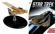 Star Trek Ship Collection Magazine 81 Xindi Reptilian Ship
