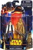 Star Wars A New Hope Mission Series Death Star Han & Chewbacca 2-Pack