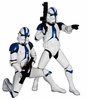Star Wars ARTFX+ 501st Legion Clone Troopers Statue 2-Pack