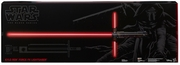 Star Wars Black Series Force Awakens Kylo Ren Deluxe FX Lightsaber