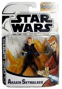 Star Wars Clone Wars Anakin Skywalker Figure