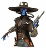 Star Wars Clone Wars Cad Bane Coin Bank