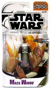 Star Wars Clone Wars Mace Windu Figure
