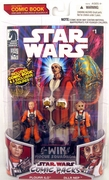 Star Wars Comic Packs Plourr Ilo & Dllr Nep Set