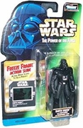 Star Wars Power of the Force Darth Vader Figure