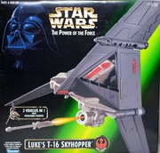 Star Wars Power of the Force Luke's T-16 Skyhopper Vehicle