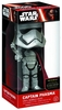 Star Wars The Force Awakens Captain Phasma Wacky Wobbler