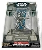 Star Wars Titanium Series Vintage Patina Finish Clone Trooper Figure