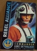 Star Wars Wallet Card Commander Luke Skywalker