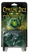 Steve Jackson Games Green Cthulhu Dice Game