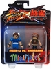 Street Fighter X Tekken Chun-Li vs Hwoarang Minimates Figure Set