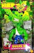 The Incredible Hulk Smash and Crash Battle Damage Hulk Figure