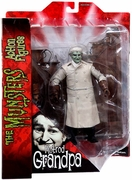 The Munsters Select Hot Rod Grandpa Munster Action Figure