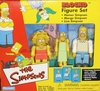 The Simpsons Blocko Set 1 Homer, Marge, Lisa Figures
