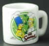 The Simpsons Chef Homer & Marge Mini Mug