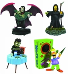 The Simpsons Treehouse of Horror Bust-Ups Mystery Box