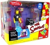 The Simpsons World of Springfield Noiseland Arcade Playset