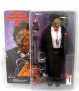 The Texas Chainsaw Massacre 2 Retro Leatherface Figure