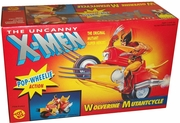 Toy Biz Uncanny X-Men Wolverine Mutantcycle Vehicle