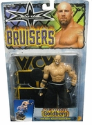 Toy Biz WCW Wrestlers Bruisers Goldberg Action Figure