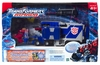 Transformers Armada Optimus Prime with Sparkplug Minicon Figure