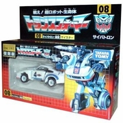Transformers Generation 1 Encore Series Jazz Figure