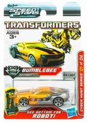 Transformers Speed Stars Cyber Hunt Bumblebee Vehicle