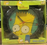 Wesco The Simpsons Bart Simpson Wall Clock