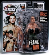 World of MMA Champions 3 Frank Mir Figure