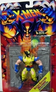 X-Men Invasion Series Battle Ravaged Wolverine Figure