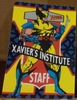 X-Men Xavier's Institute Wolverine Staff Wallet Card