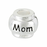 "10mm Kera™ ""Mom"" Bead"