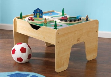 2 in 1 Activity Table (Lego Compatible)
